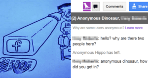 User claims, Facebook employees Opened a File sent in Private Chat