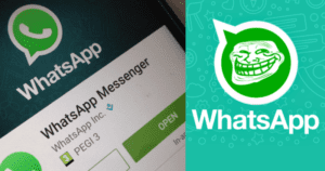 """Fake WhatsApp app on Google Play Store has a """"Million"""" Downloads!"""