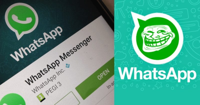 "Fake WhatsApp app on Google Play Store has a ""Million"" Downloads!"
