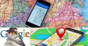 Google-Location-Tracking