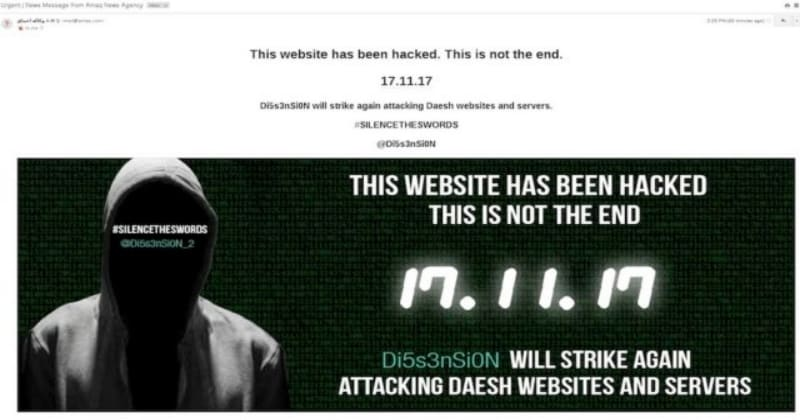 "Muslim Hacktivists Hack ISIS Mailing List Hours After ISIS Terrorists Claimed Their Security ""Unhackable"""
