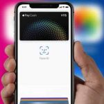 how to use apple pay iphone x