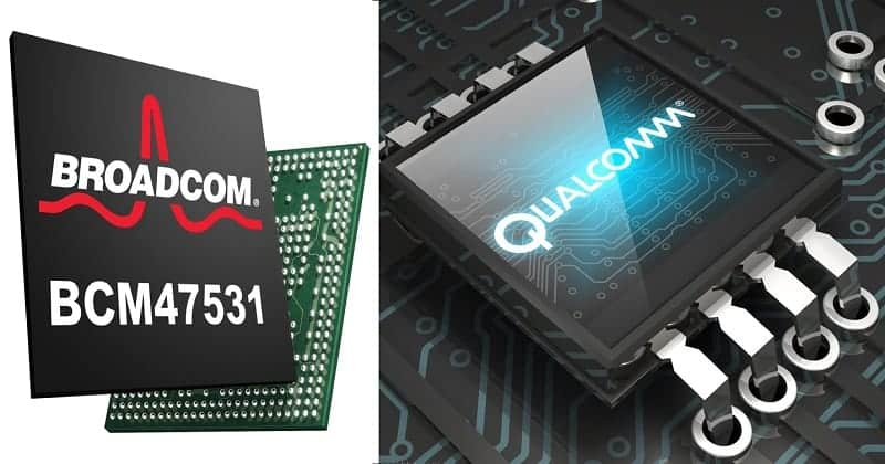 Qualcomm-Broadcom
