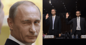 Russia's Influence in U.S Presidential Elections through Facebook, Twitter & Google