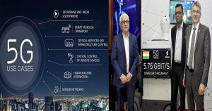 """""""First Live 5G Demo in India"""" by Ericsson- 5.7 Gbps Throughput & 3 ms Latency"""