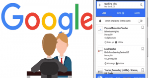 Job Hunting Made Easier With New Google Tools