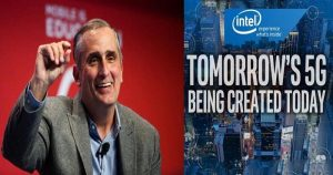"Intel Introduces Portfolio Of Commercial ""5G Radio Modems""- Apple May Use Intel Chips in 5G iPhones"