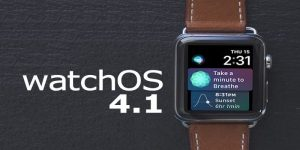 Apple's WatchOS 4.1 Update- Comes With LTE Music Streaming, Radio & GymKit Support