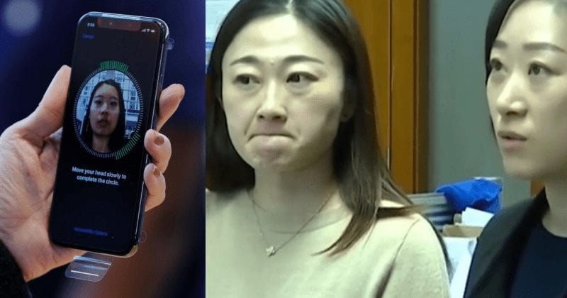 Chinese-women-refunded-apple-face-Id