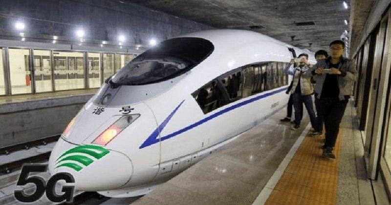 Samsung-tests-5G -On-High-Speed-Train.