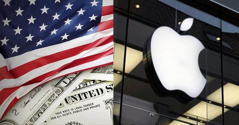 Apple Plans to Contribute $350 Billion to US Economy