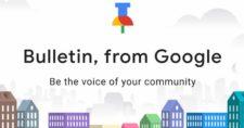 Google-Bulletin