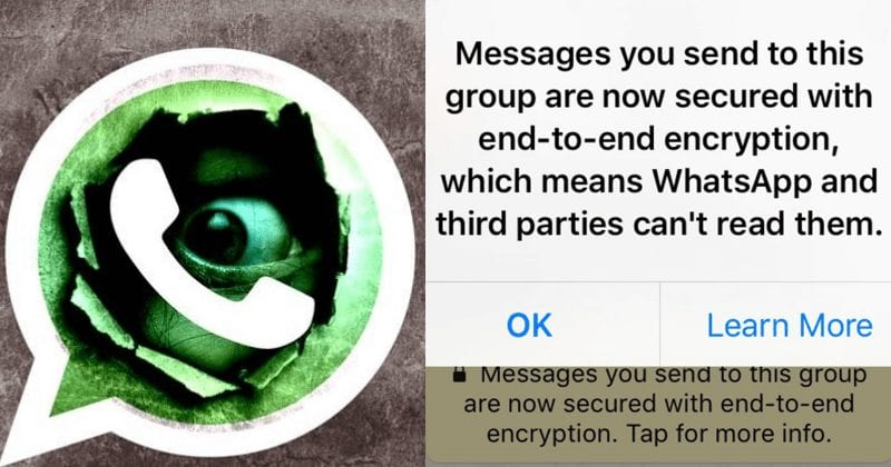 WhatsApp Security Flaws Could Expose Encrypted Group Chats