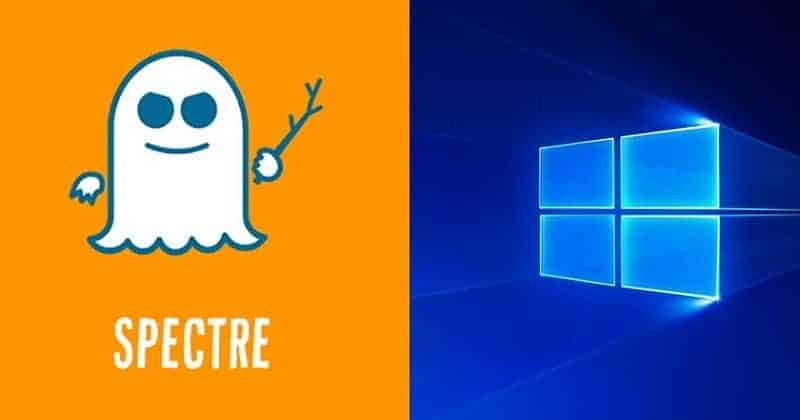 Microsoft Issues a Counter Patch to 'Disable Spectre Patch' on Windows PCs