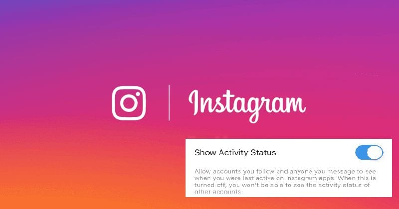 """Here's How To Turn Off Instagram's Awful """"Last Active"""" Feature"""