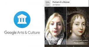 Google's Arts & Culture App With Selfie Match Feature Goes Viral