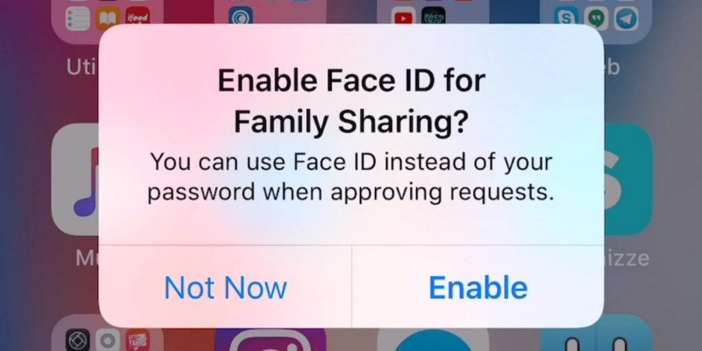 faceid-enable-family-purchase