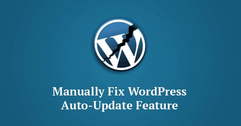 Install WordPress 4.9.4 Manually to Vanquish the Bug in Earlier Update
