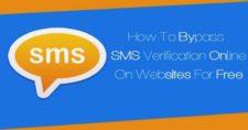 Bypass-SMS-Verification