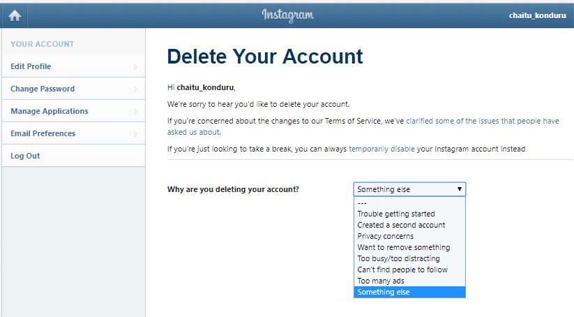 Instagram-delete-your-account-page-screenshot