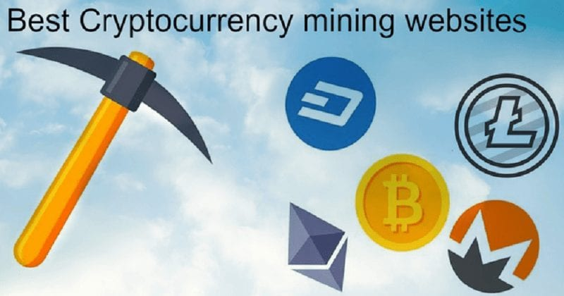 5 Best Bitcoin & AltCoin Mining Sites 2019 - Cryptocurrency Mining Pools