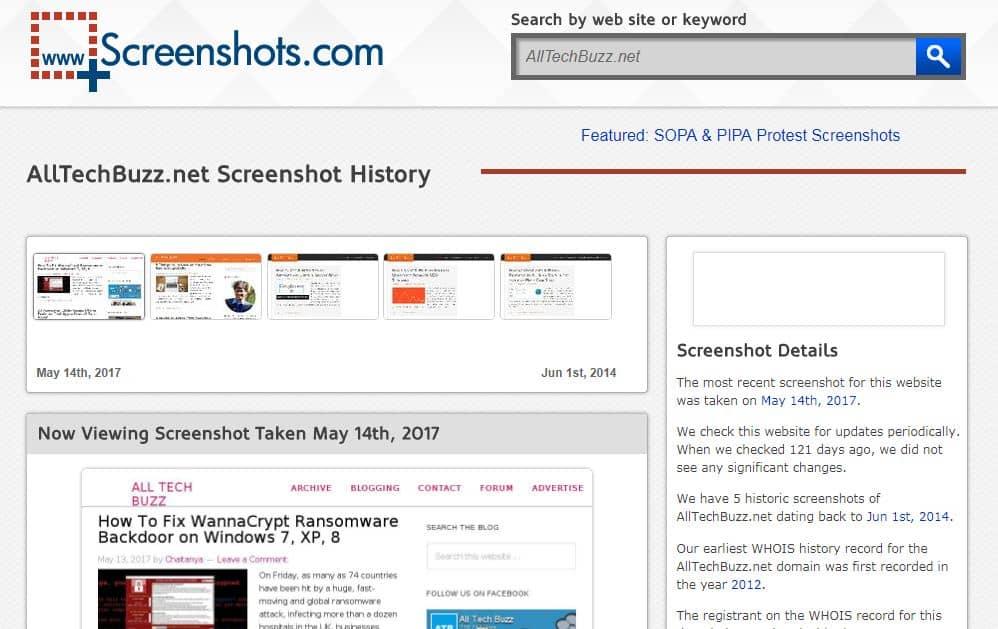 Screenshots.com