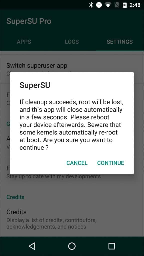Unroot-Android-Device-Super-SU