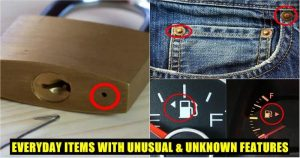 11 Everyday Items With Unknown Hidden Features You Didn't Know