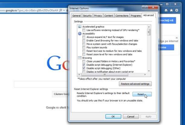 Reset-Internet-Explorer