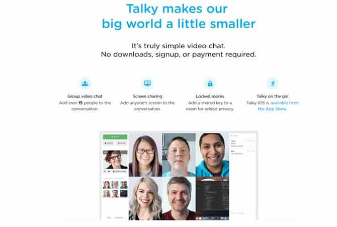 Talky - Skype Alternative