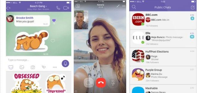 Viber - Skype Alternative