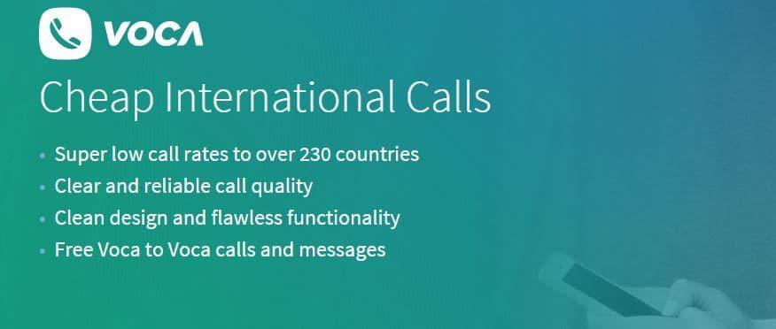 Voca - Skype Alternative