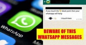 Beware: These WhatsApp Messages are Crashing the App and Your Smartphone Too