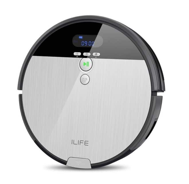ilife v8 design