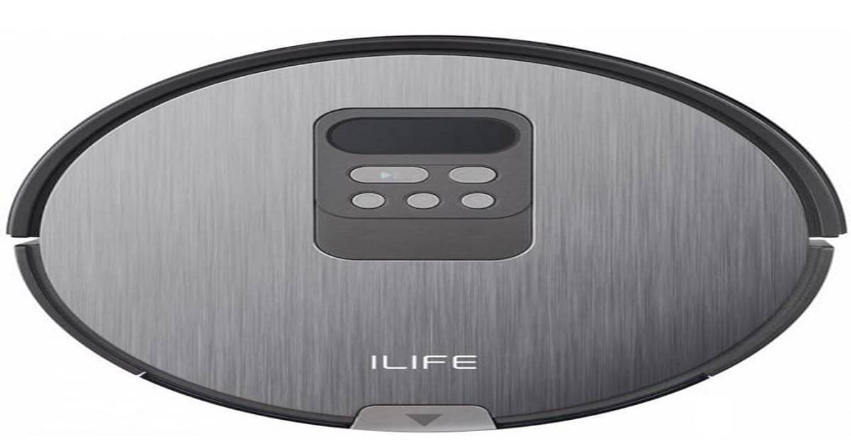 iLife V8 Mop And Vacuum Cleaner Packs Advanced Tech Inside With 6 Different Cleaning Modes