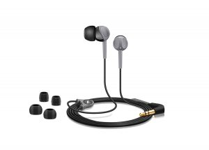 6 Best Earphones under 1000 Rupees Without Mic/Microphone - Sennheiser CX 180 Street II In-Ear Headphone without Mic Review