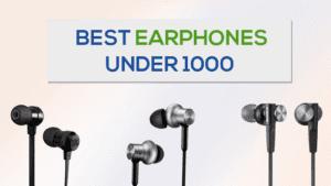 12 best earphones under 1000 rupees on amazon review 2018
