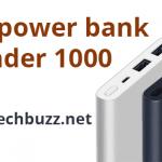 Best power bank under 1000