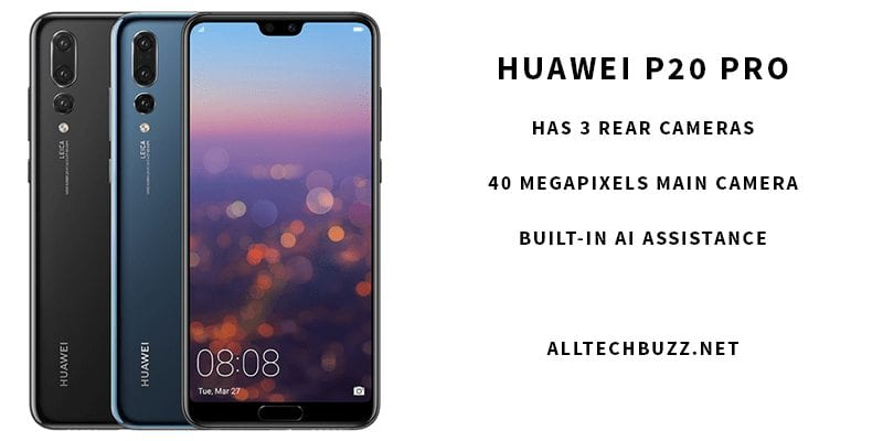 Best smartphone cameras for world photo day - Huawei P20 Pro Review
