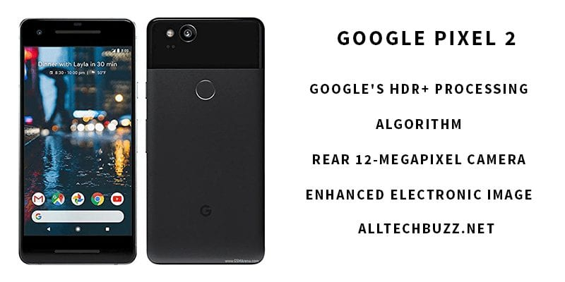 Best smartphone cameras for world photo day - google pixel 2 review