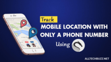 How to track mobile location with only a phone number