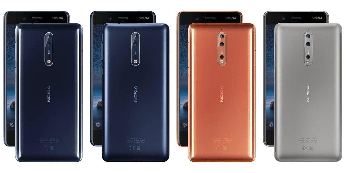 Nokia 8 Review - 10 Best phones under 30000 in India