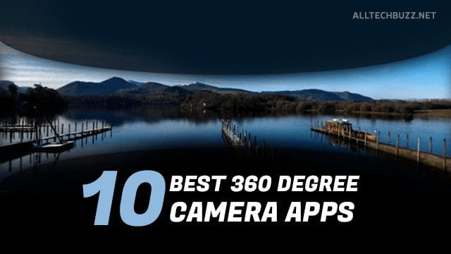 best 360 degree camera apps