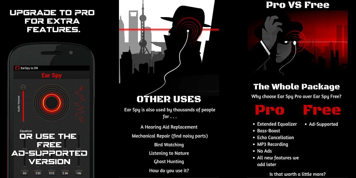 Ear Spy App Review - 10 Best Spy Apps for Android Smartphones