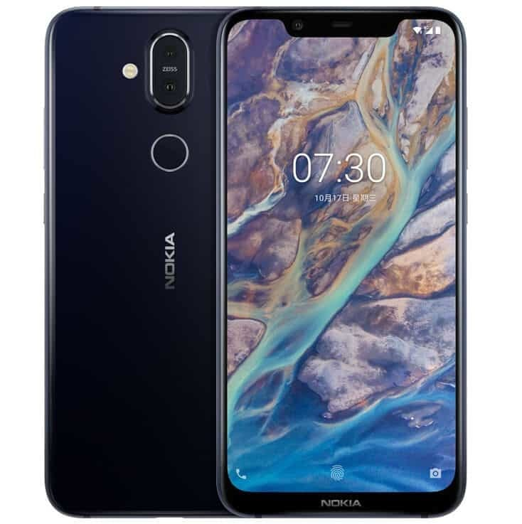 Nokia X7 Smartphone Price In India