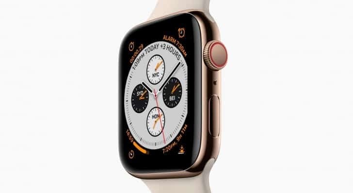Apple Watch Series 4 Price In India, Launch/Release Date, Review, Features