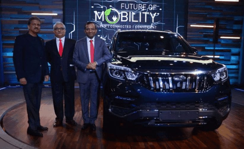 Mahindra Y400 7-Seater SUV Launch Date In India, Price, Latest News