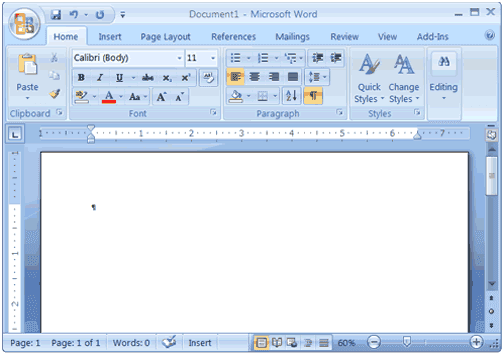 How To Delete Page In MS Word File/Doc