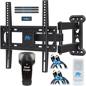 Best TV Wall Mount--Full Motion, Articulating Reviews, FAQs [2019]