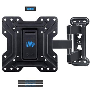 "Mounting Dream Full Motion TV Wall Mount 18.8"" Extension (17-39 Inches)"